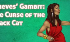 Thieves' Gambit: The Curse of the Black Cat İndir Yükle