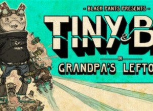 Tiny and Big: Grandpa's Leftovers İndir Yükle