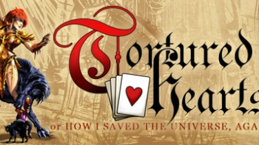 Tortured Hearts – Or How I Saved The Universe. Again. İndir Yükle