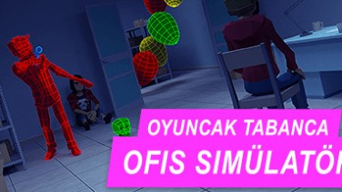 Toy Gun Office Simulator İndir Yükle