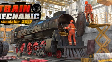 Train Mechanic Simulator 2017 İndir Yükle