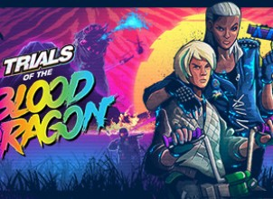 Trials of the Blood Dragon İndir Yükle
