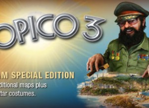 Tropico 3 – Steam Special Edition İndir Yükle