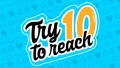 Try To Reach 10 İndir Yükle