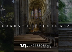 UNCORPOREAL – Holographic Photography Demo İndir Yükle