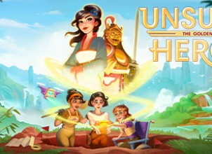 Unsung Heroes: The Golden Mask İndir Yükle