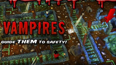 Vampires: Guide Them to Safety! İndir Yükle
