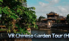 VR Chinese Garden Tour (HD): Flying as a dragonfly İndir Yükle