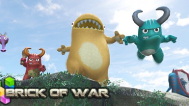 VR GAME-Brick of War 魔块战争 İndir Yükle