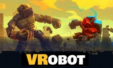 VRobot: VR Giant Robot Destruction Simulator İndir Yükle