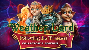 Weather Lord: Following the Princess Collector's Edition İndir Yükle