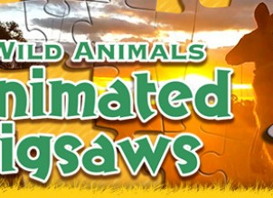 Wild Animals – Animated Jigsaws İndir Yükle