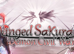 Winged Sakura: Demon Civil War İndir Yükle