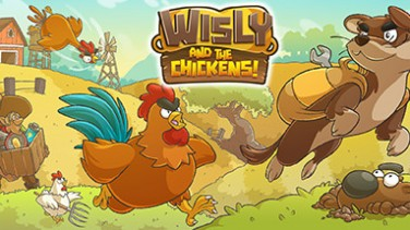Wisly and the Chickens! İndir Yükle