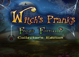 Witch's Pranks: Frog's Fortune Collector's Edition İndir Yükle
