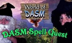 World of DASM, DASM Spell Quest İndir Yükle