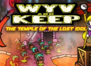 Wyv and Keep: The Temple of the Lost Idol İndir Yükle