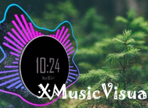 XMusicVisualizer 3D Live Wallpaper İndir Yükle
