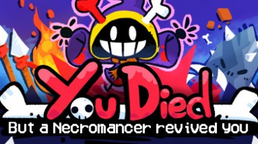 You Died but a Necromancer revived you İndir Yükle