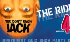 YOU DON'T KNOW JACK Vol. 4 The Ride İndir Yükle